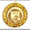 Медали для выпускников 2018г