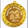 Медаль для выпускника детского сада 2018г