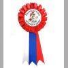 Значок-розетка выпускника детского сада с годом