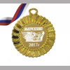 Медаль выпускнику 2018года