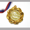 Медаль для выпускника начальной школы с годом