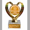 Кубок именной - самому справедливому и терпеливому воспитателю
