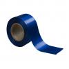 Атлас (сатин) - Синяя