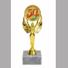 Ника - С юбилеем 50 лет (с цветным нанесением)